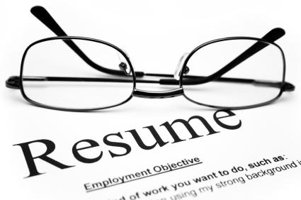 resume writing advice
